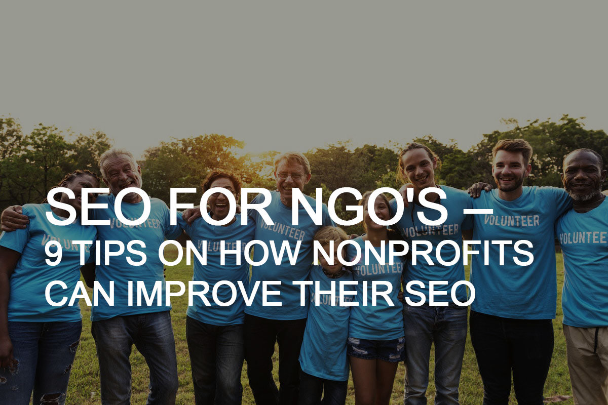 how to market your NGO